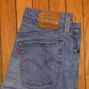 Levi's Jeans - Wedgie fit
